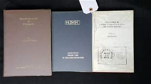 Group of Stamp Collecting Reference Books