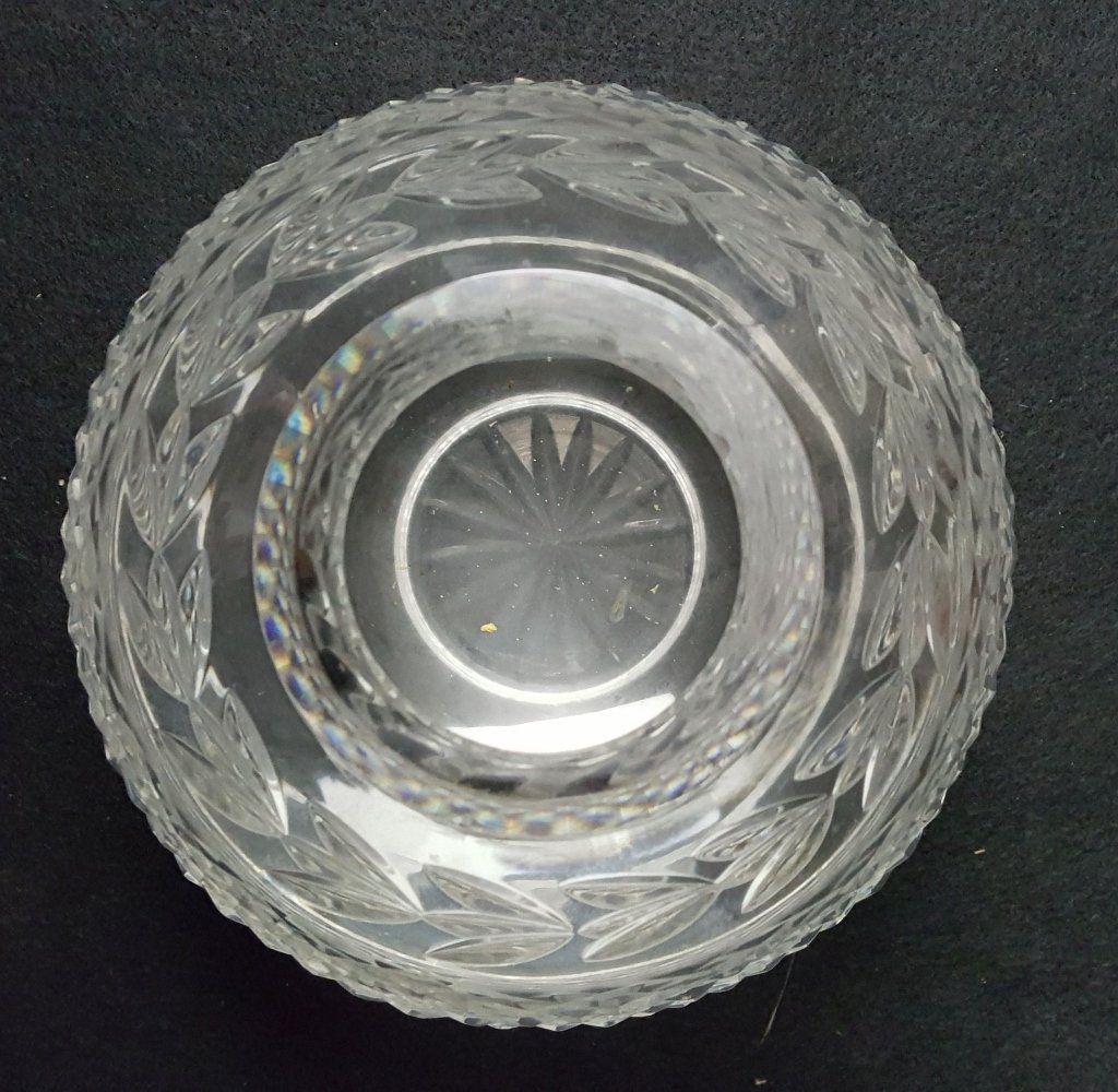 Waterford Crystal Vase / Rose Bowl - 2