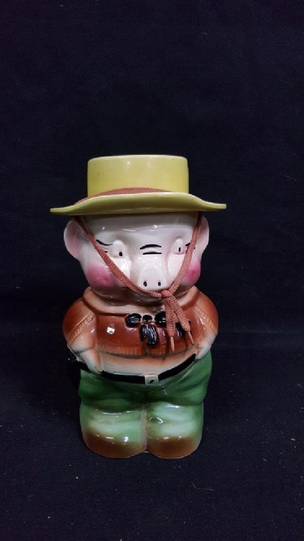 Robinson-Ransbottom Ceramic Sheriff Cookie Jar