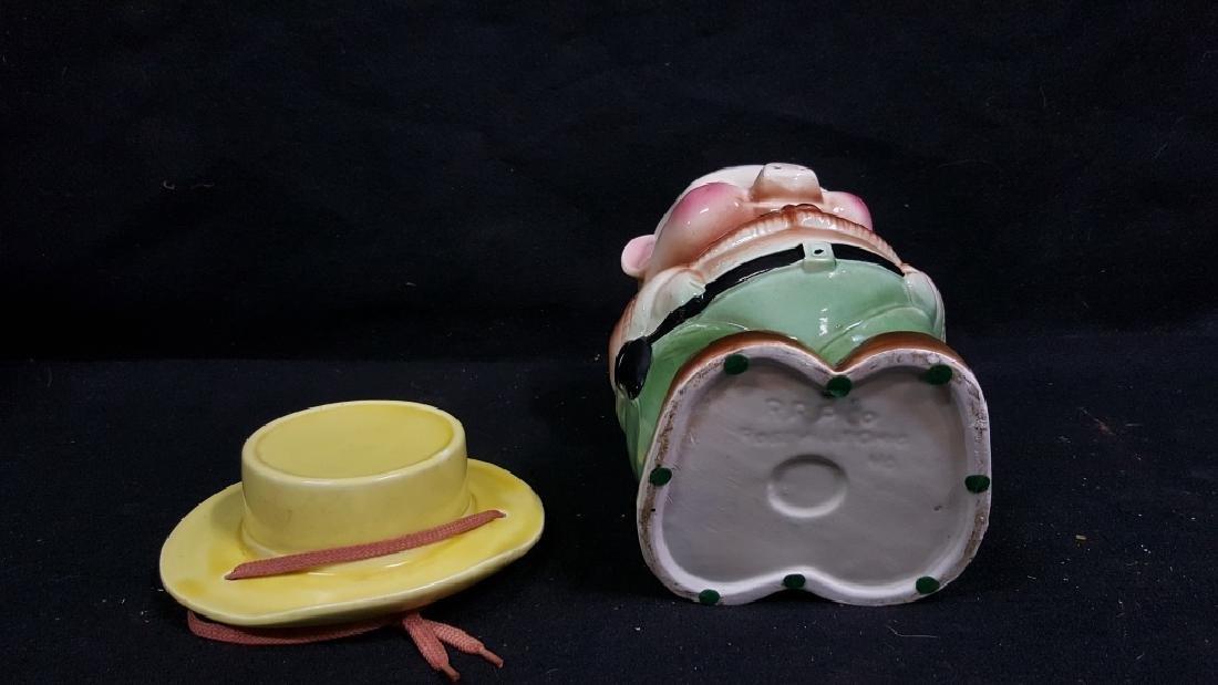 Robinson-Ransbottom Ceramic Sheriff Cookie Jar - 3