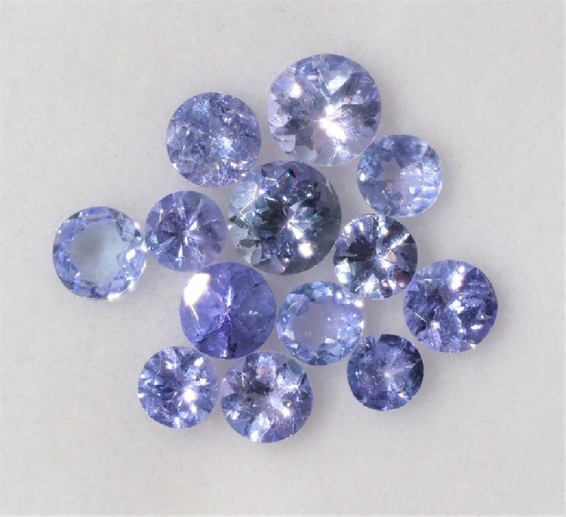 Tanzanite  Gemstones. lot