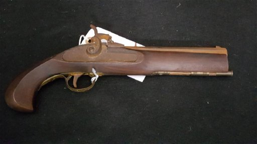 Galef & Son  45 Cal Black Powder Flint Lock Pistol