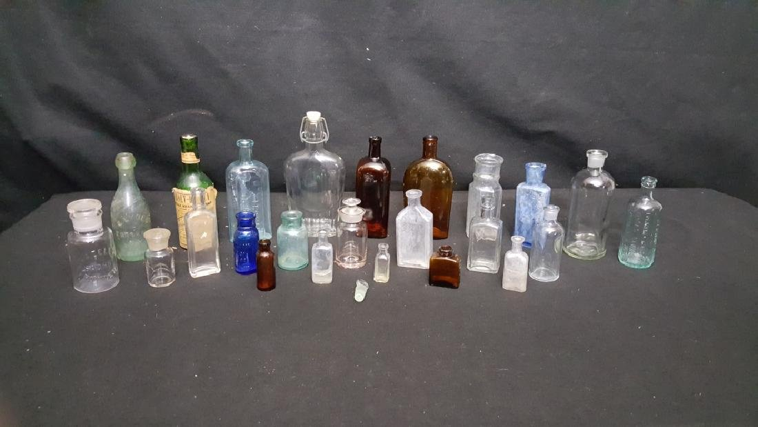 Apothecary Glass Jar Collection