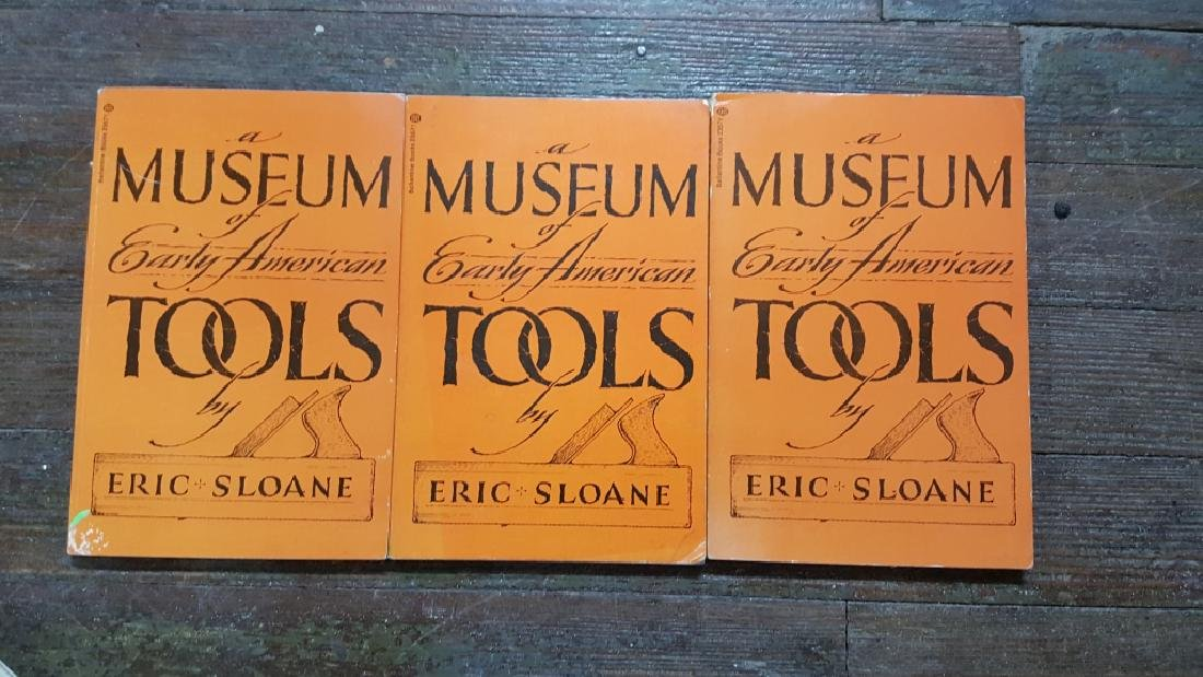 Collection of Eric Sloan books - 4