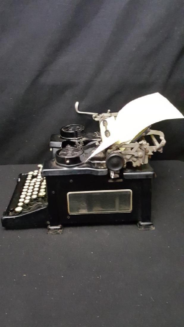 Royal 10 Typewriter with Beveled Glass Windows - 2
