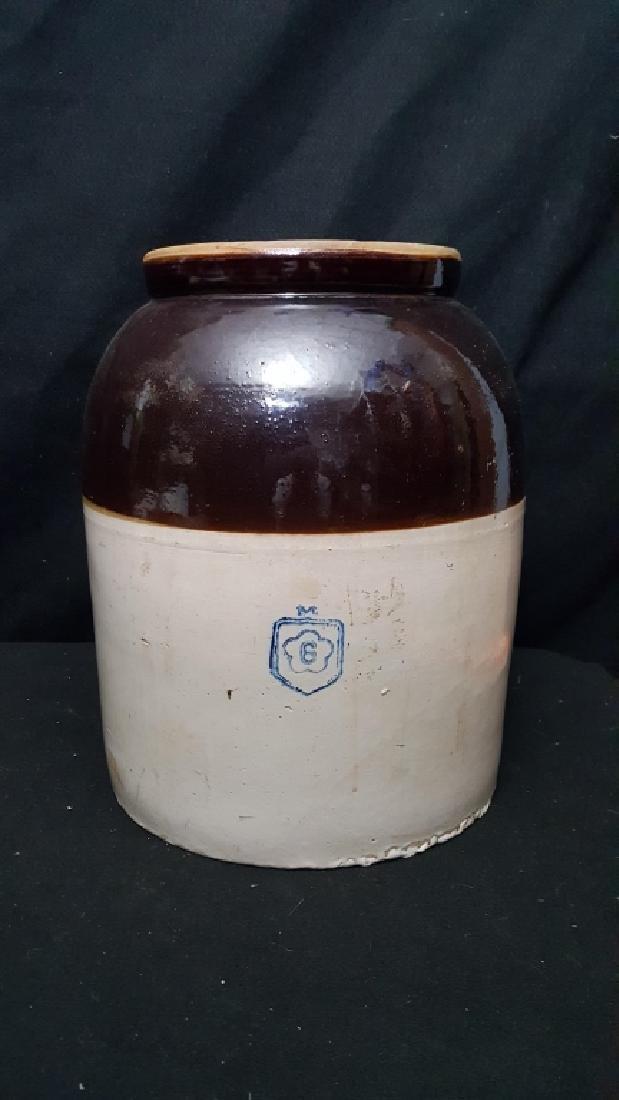 6 Gallon Stoneware Crock
