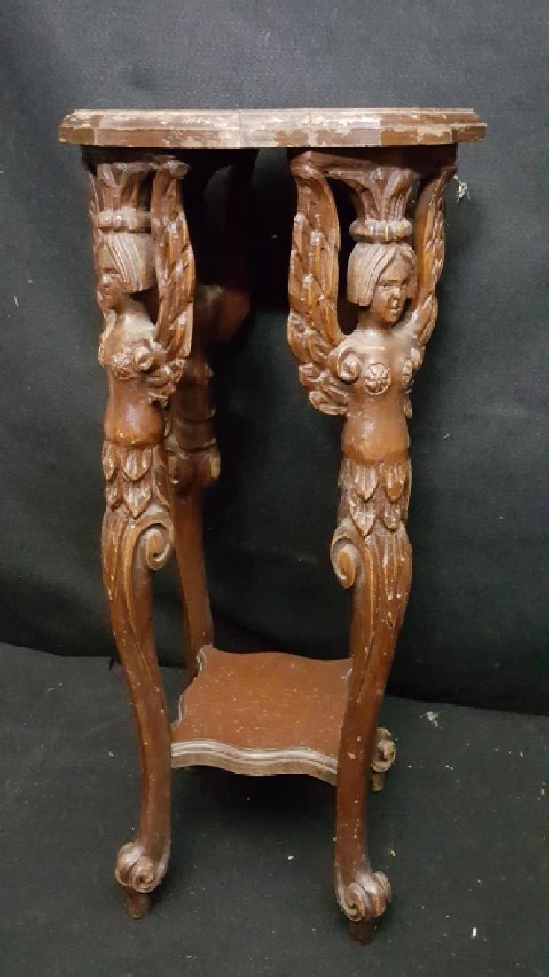 Victorian Angle pedestal