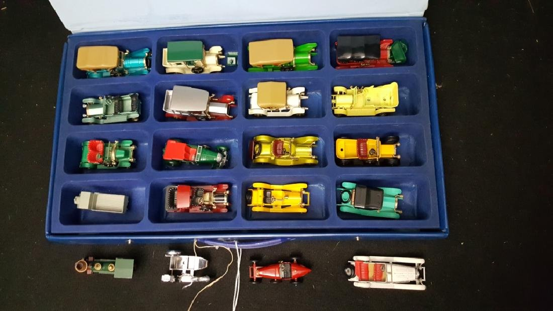 VINTAGE EARY 1970's MATCHBOX MODELS OF YESTERYEAR