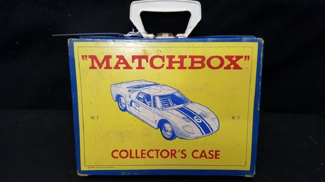 49 VINTAGE construction matchbox vehicles - 10