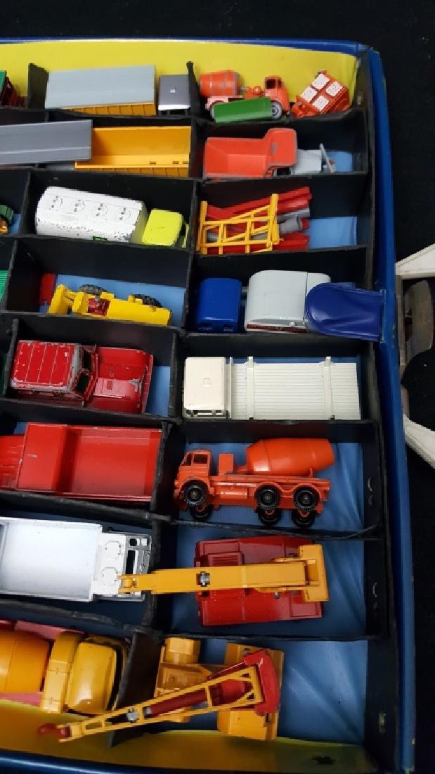 49 VINTAGE construction matchbox vehicles - 2