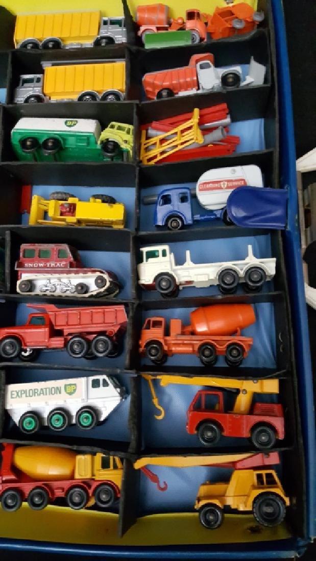 49 VINTAGE construction matchbox vehicles - 4