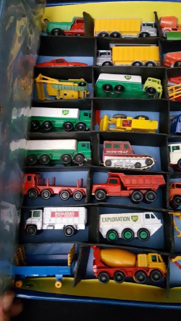 49 VINTAGE construction matchbox vehicles - 5