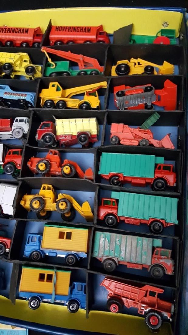 49 VINTAGE construction matchbox vehicles - 6