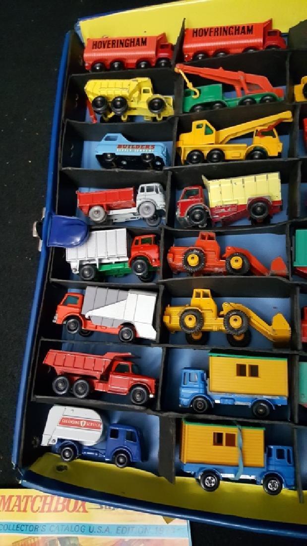 49 VINTAGE construction matchbox vehicles - 7