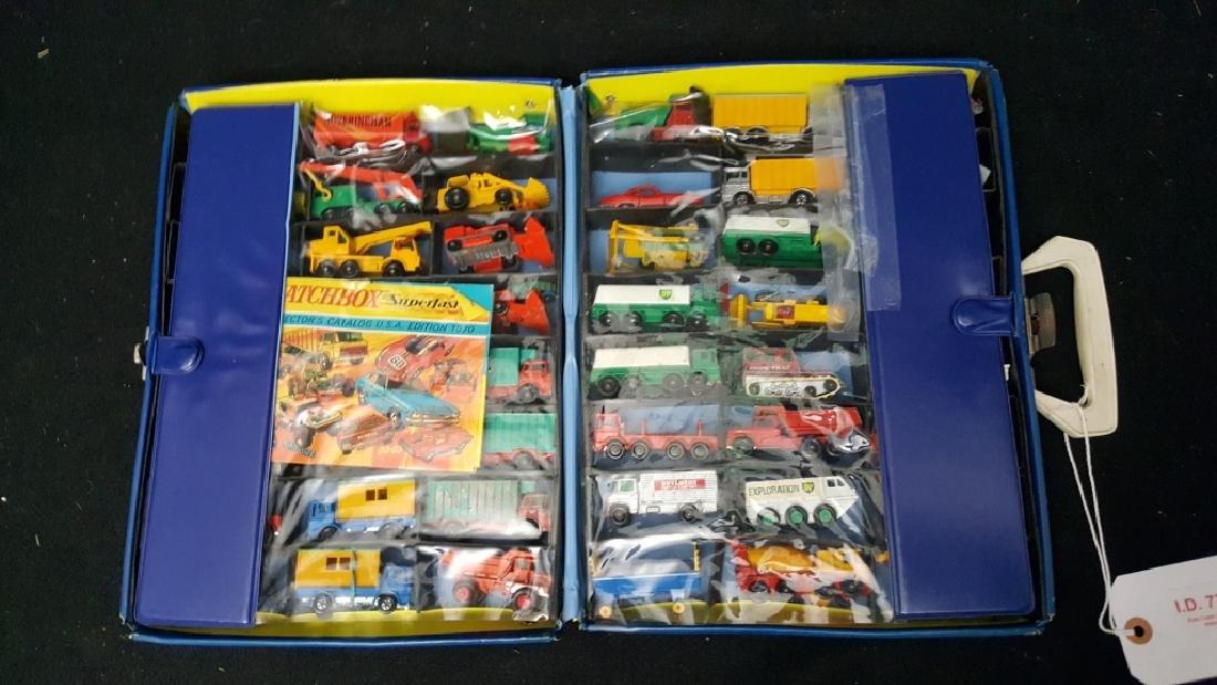 49 VINTAGE construction matchbox vehicles - 9