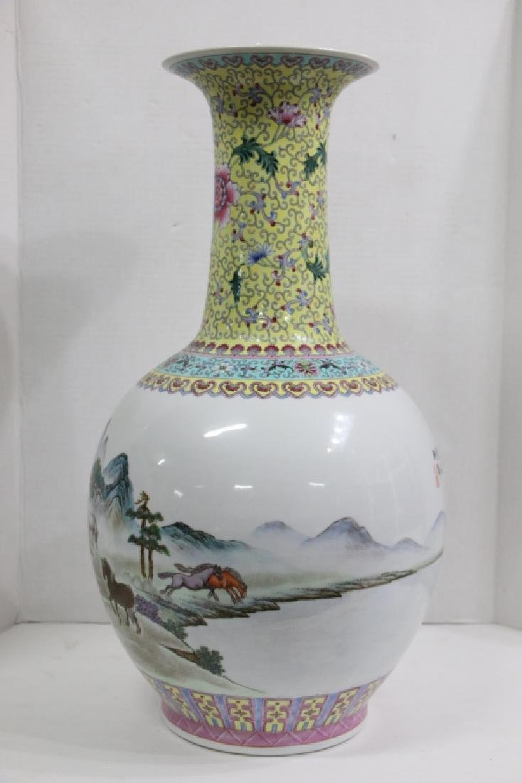 A Large sized antique (?) Chinese vase - 6