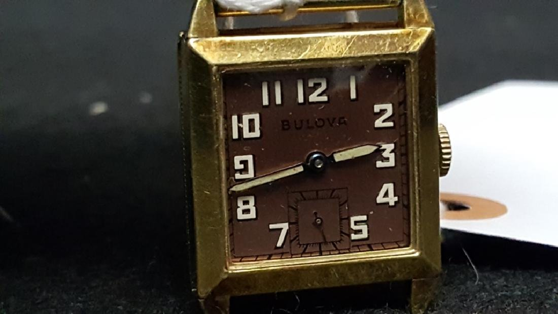Antique Bulova Wrist Watch