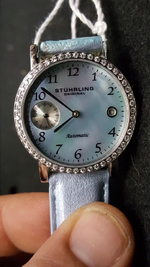 Ladies Stuhrling Original Automatic Wrist Watch