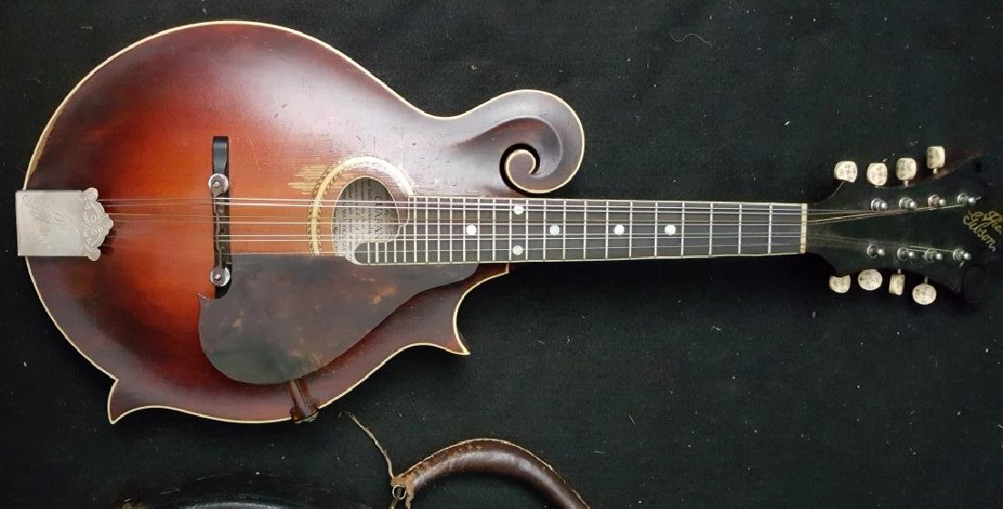 Gibson Mandolin 1916 F-2 guaranteed Gibson lable inside - 2