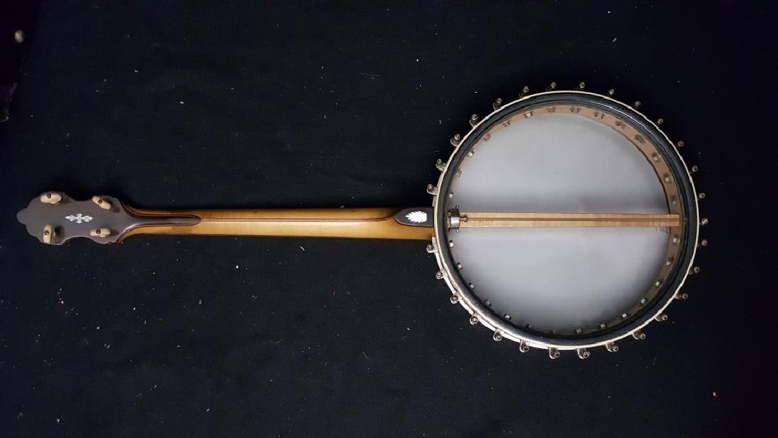 Bacon Blue Ribbon Style-A 1920's Open Back banjo - 10