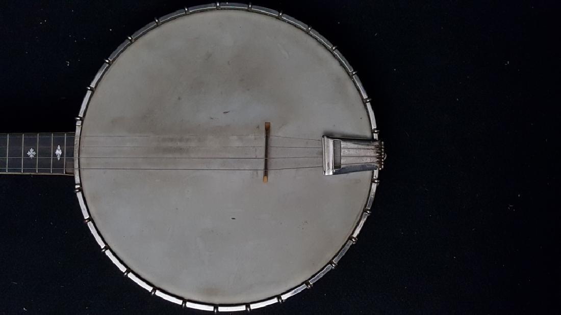 Bacon Blue Ribbon Style-A 1920's Open Back banjo - 4