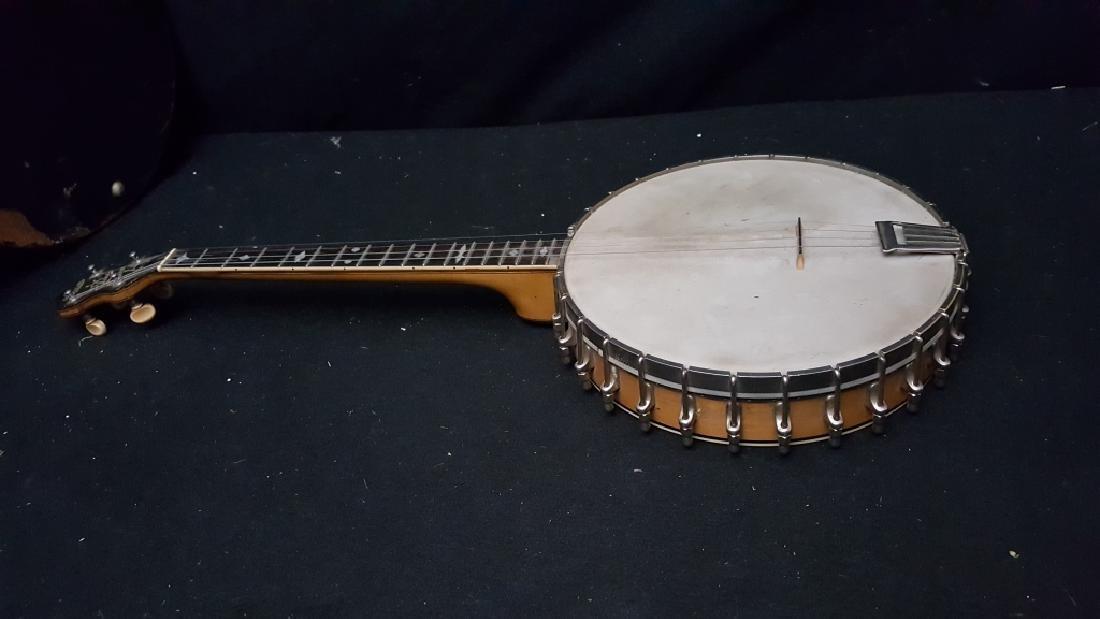 Bacon Blue Ribbon Style-A 1920's Open Back banjo - 5