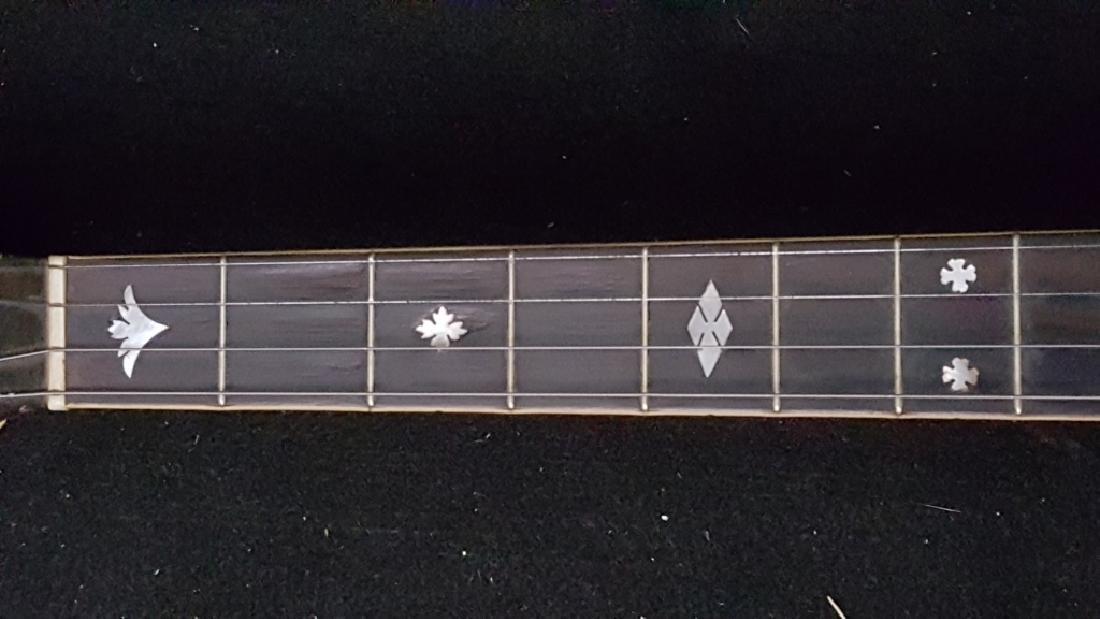 Bacon Blue Ribbon Style-A 1920's Open Back banjo - 8