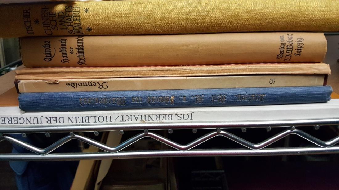 Group of 16 German Language Art Books - 4