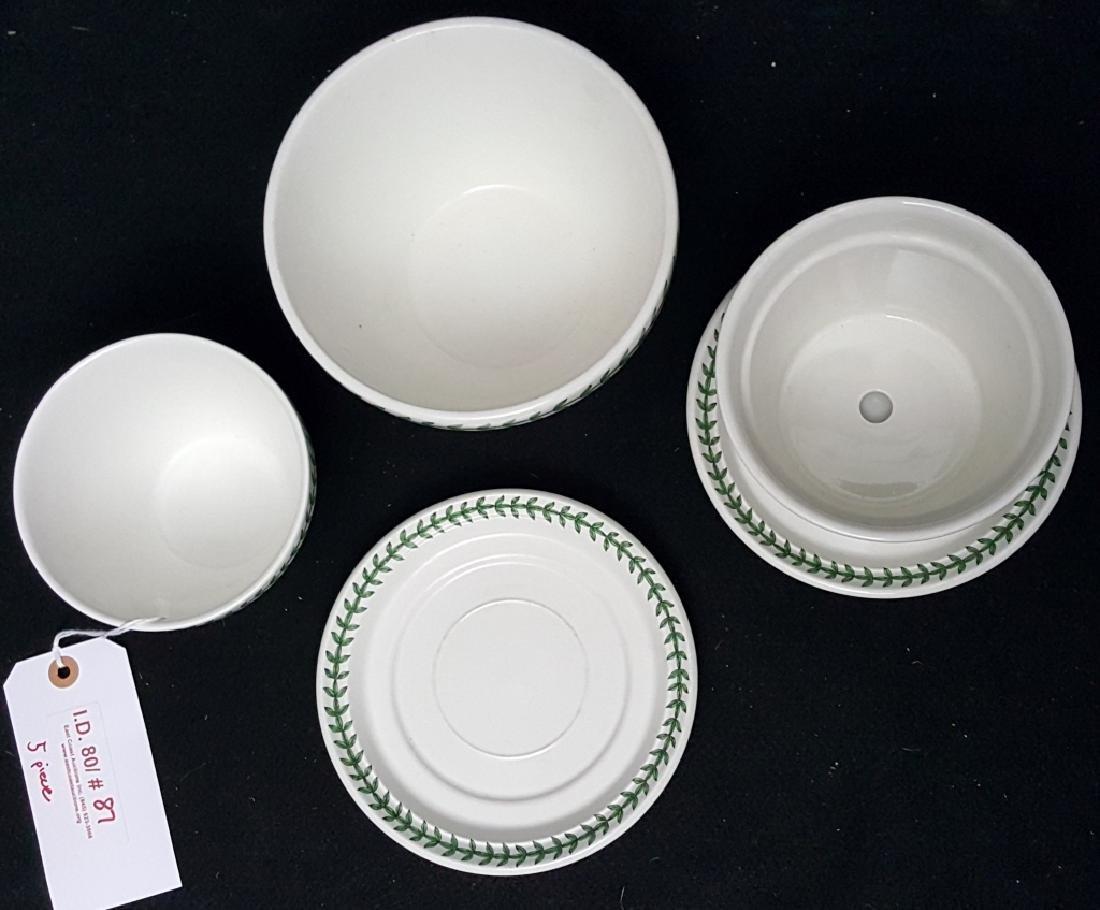 Portmeirion Botanic Garden Pottery Flower Pots - 2