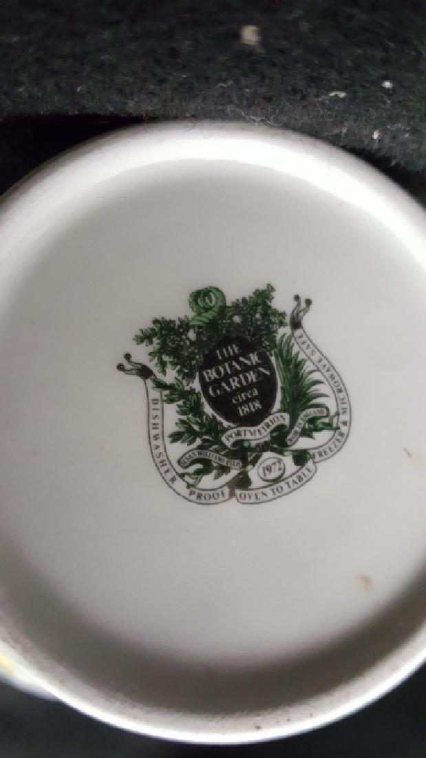 (5) Portmeirion Botanic Garden Pottery Bud Vases - 4