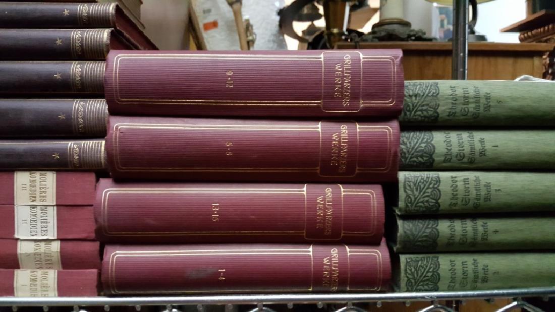 Group of Decorative Books, German. - 3