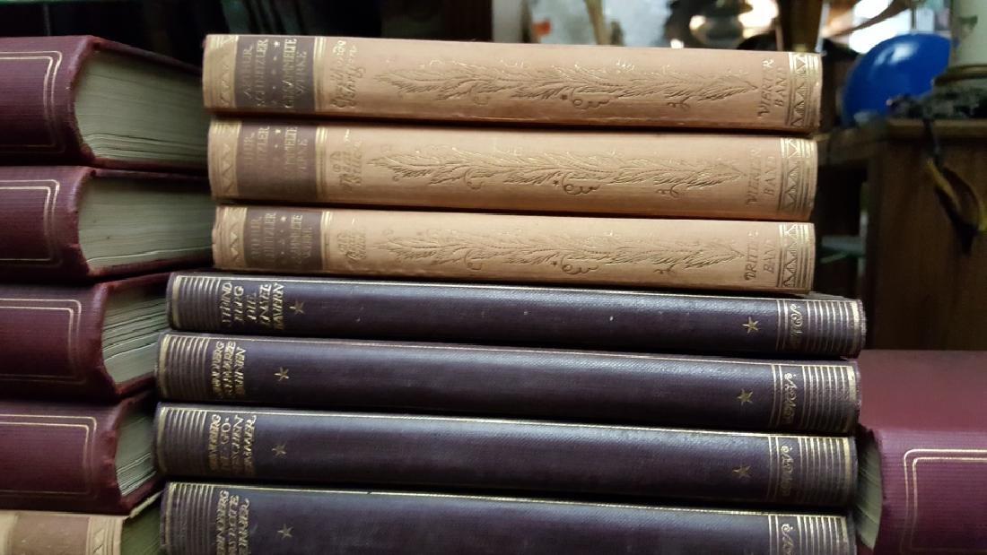 Group of Decorative Books, German. - 4