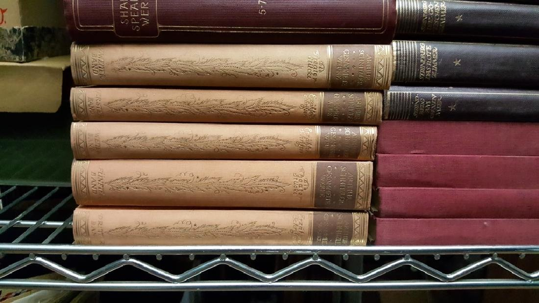 Group of Decorative Books, German. - 6
