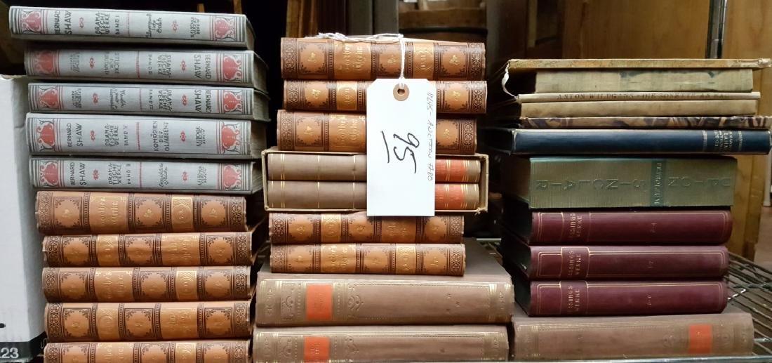 Group of Decorative Binding Books, German.