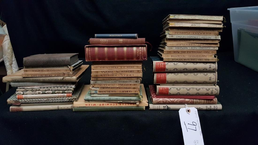 A Group of Decorative German Books - 2
