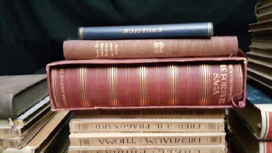 A Group of Decorative German Books - 5