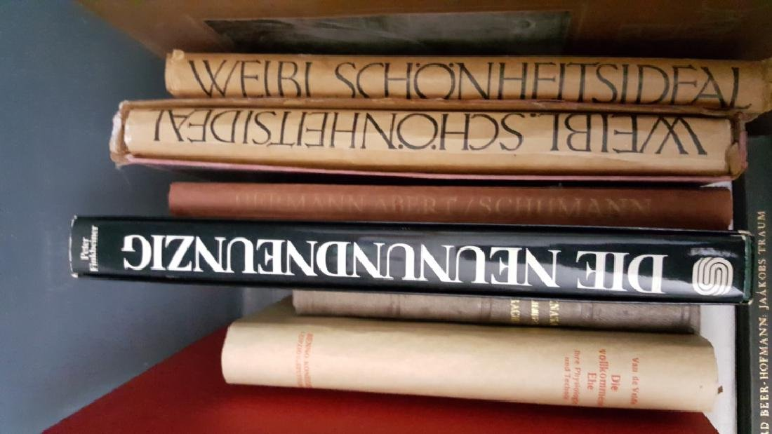 Group of German Books, Mostly Art - 3