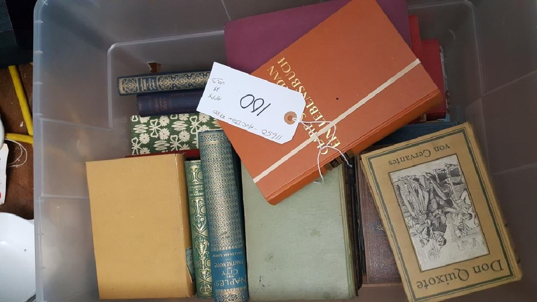 A Group of German Decorative Books.