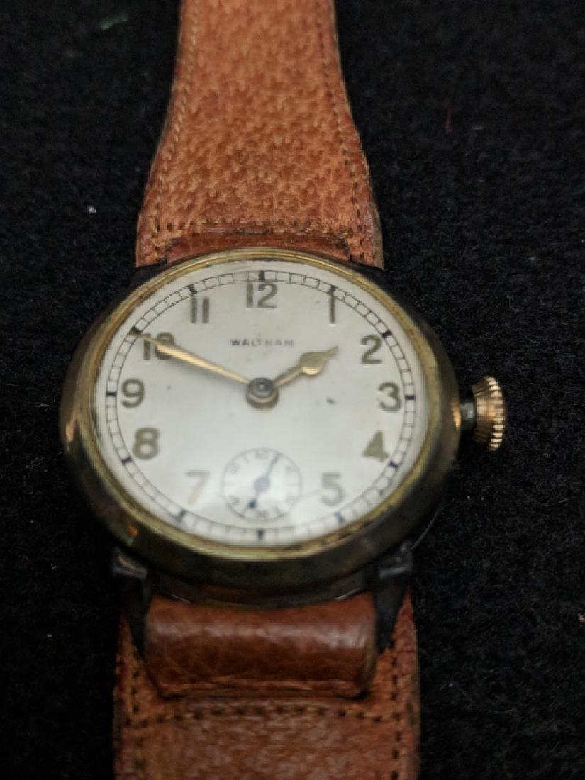 Antique / Vintage Gent's Waltham Wrist Watch - 2