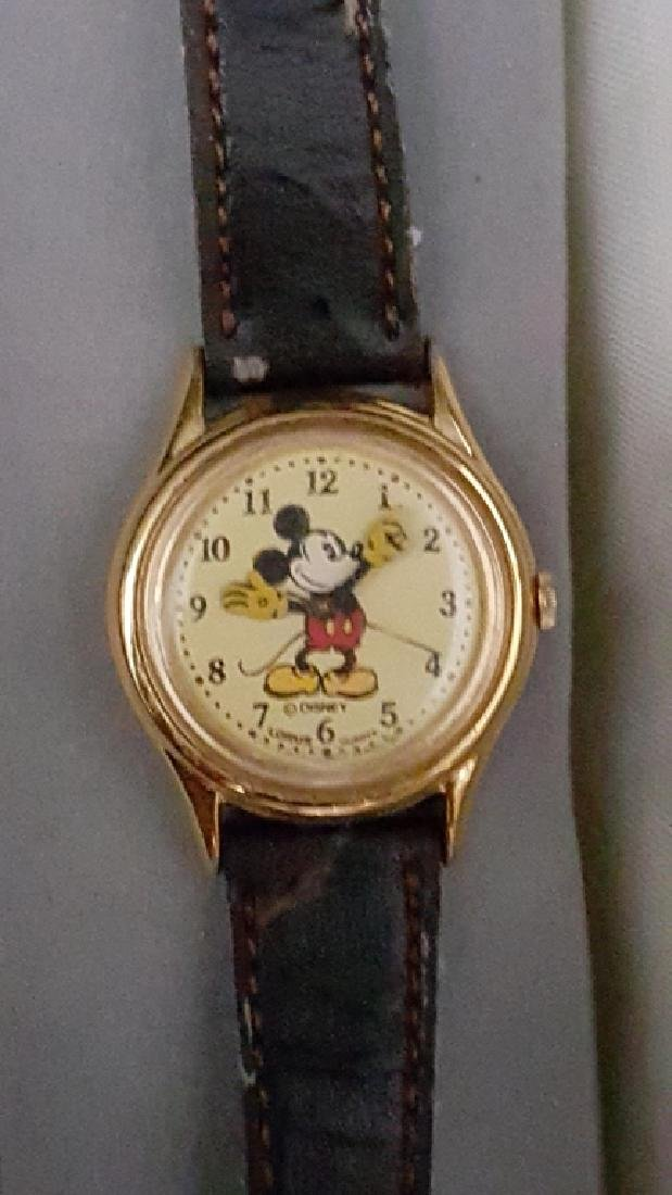 Mickey Mouse Lorus Disney Watch - 2