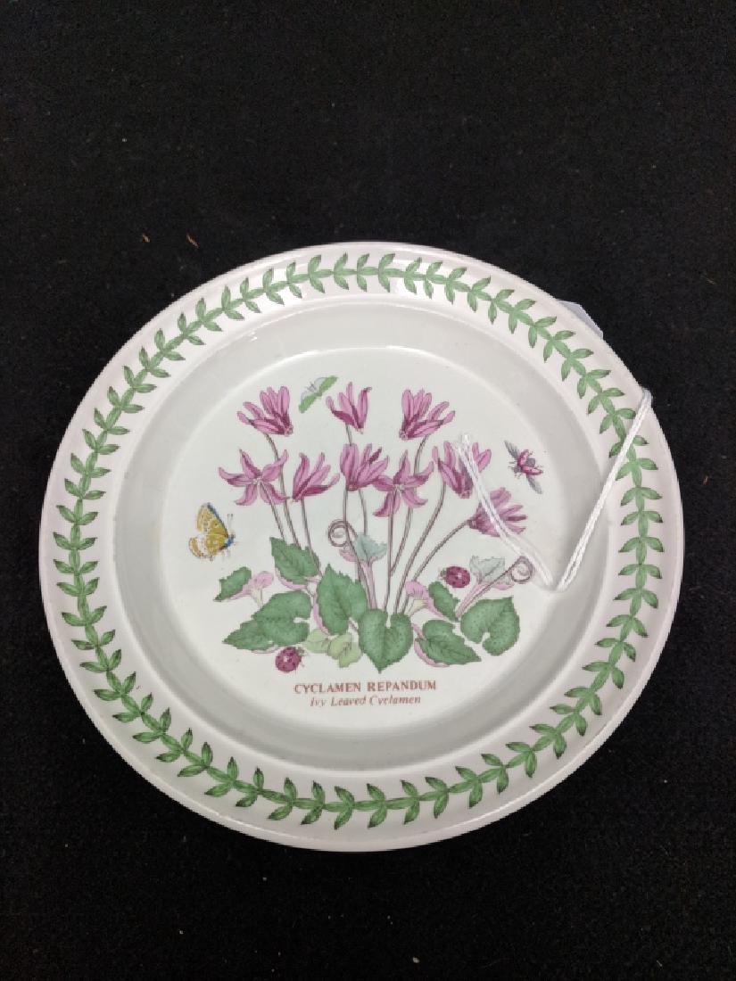 (12) Portmeirion Botanic Garden Dessert Plates