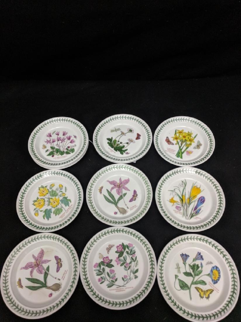 (12) Portmeirion Botanic Garden Dessert Plates - 3