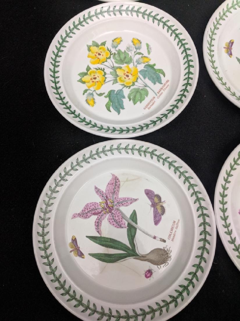 (12) Portmeirion Botanic Garden Dessert Plates - 4