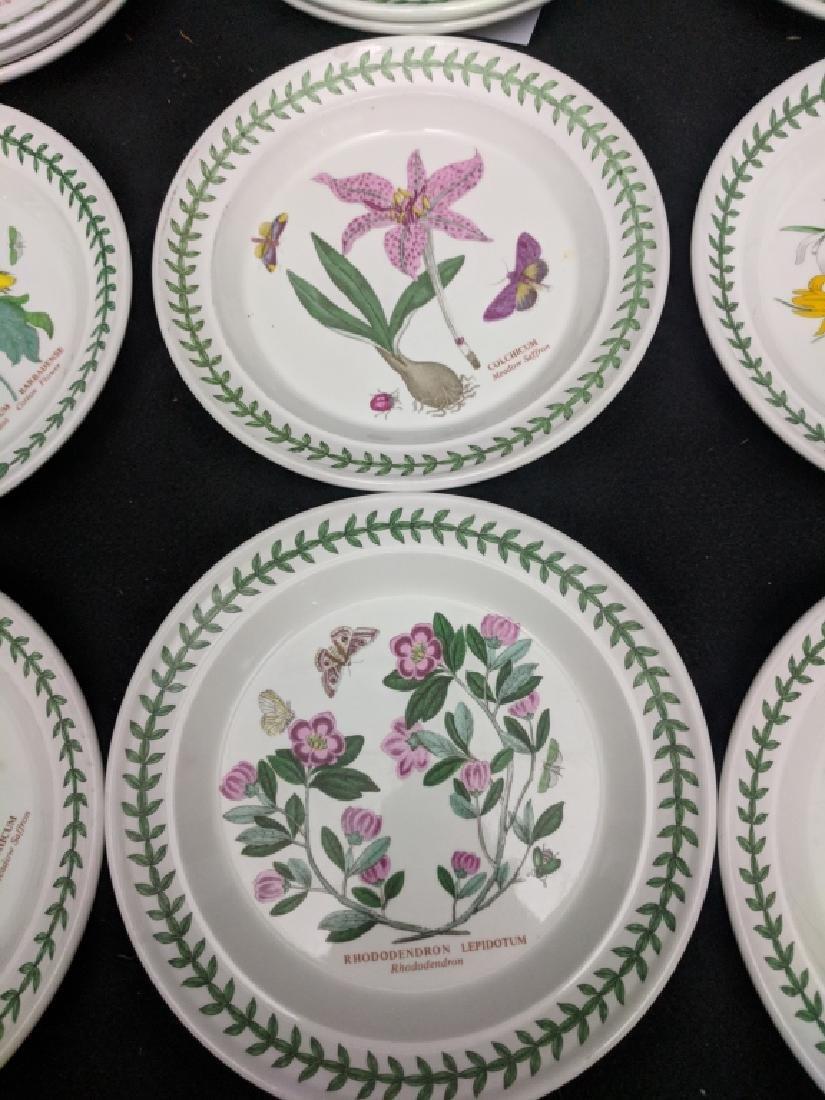 (12) Portmeirion Botanic Garden Dessert Plates - 5