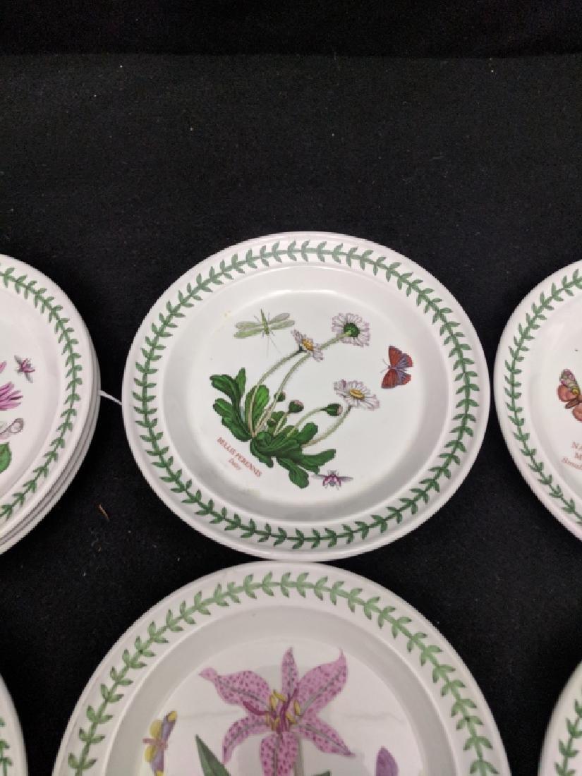(12) Portmeirion Botanic Garden Dessert Plates - 8