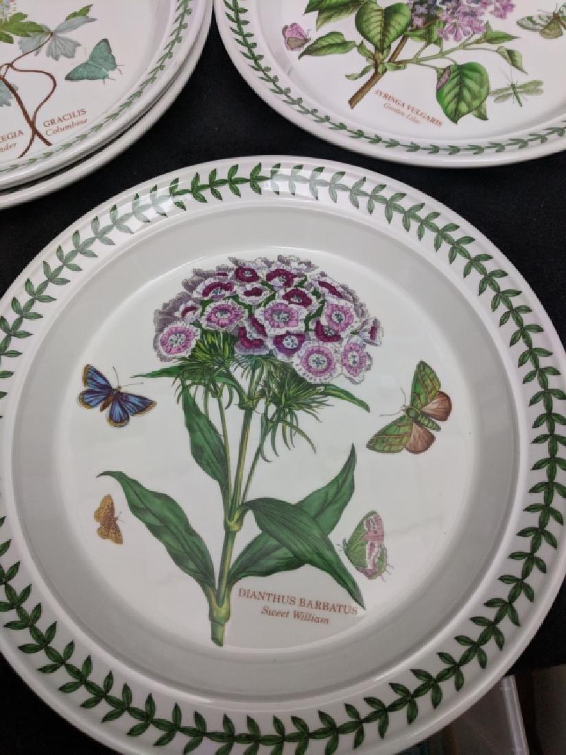 ( 11 )Portmeirion Botanic Garden Appetizer Plates - 2