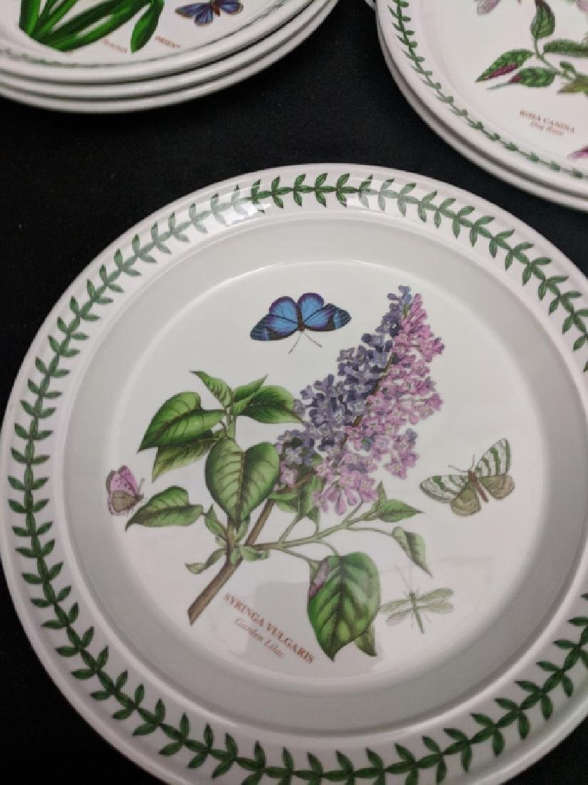 ( 11 )Portmeirion Botanic Garden Appetizer Plates - 4