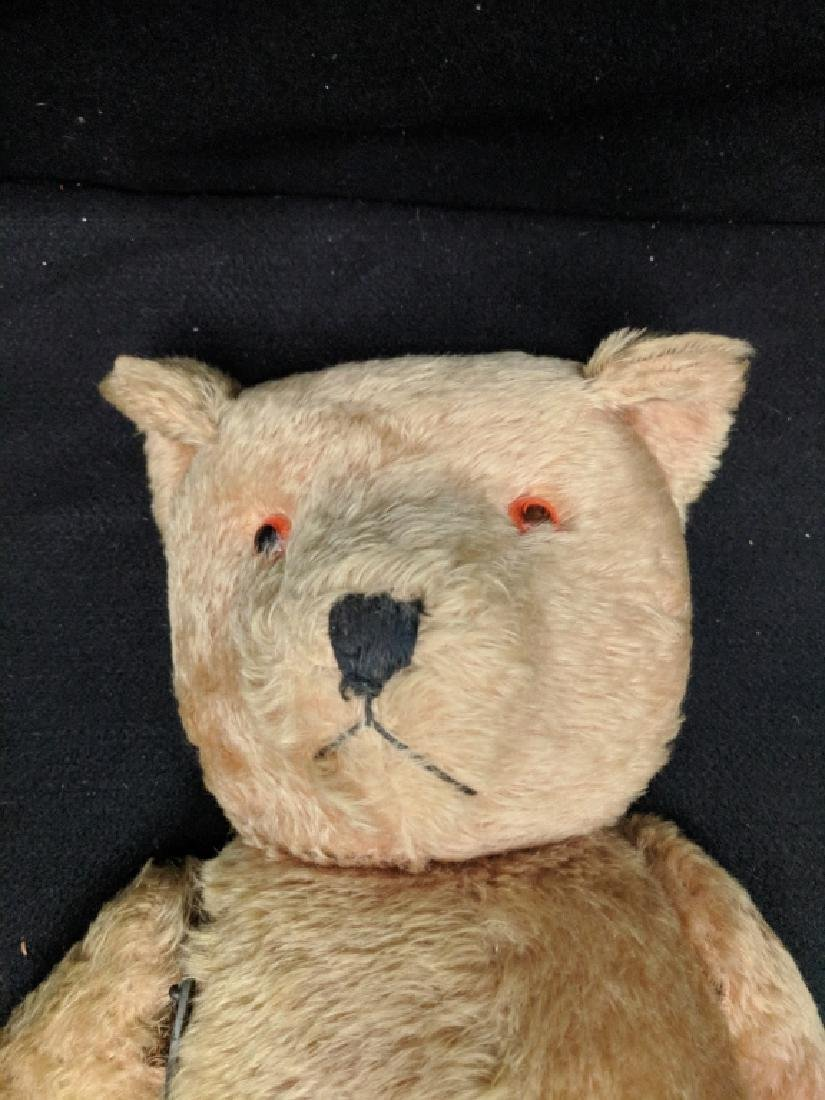 "Vintage Large Teddy Bear As Found 28"" - 2"