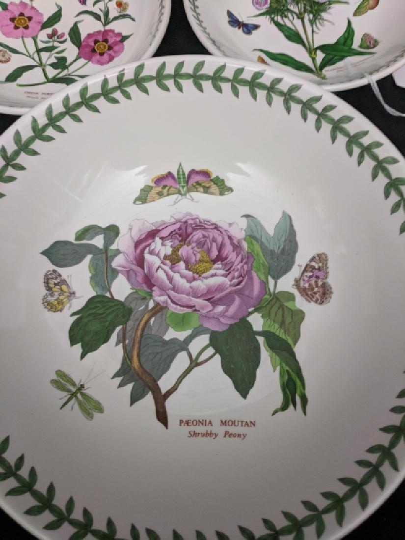 Portmeirion Botanic Garden Soup & Salad Bowls - 2