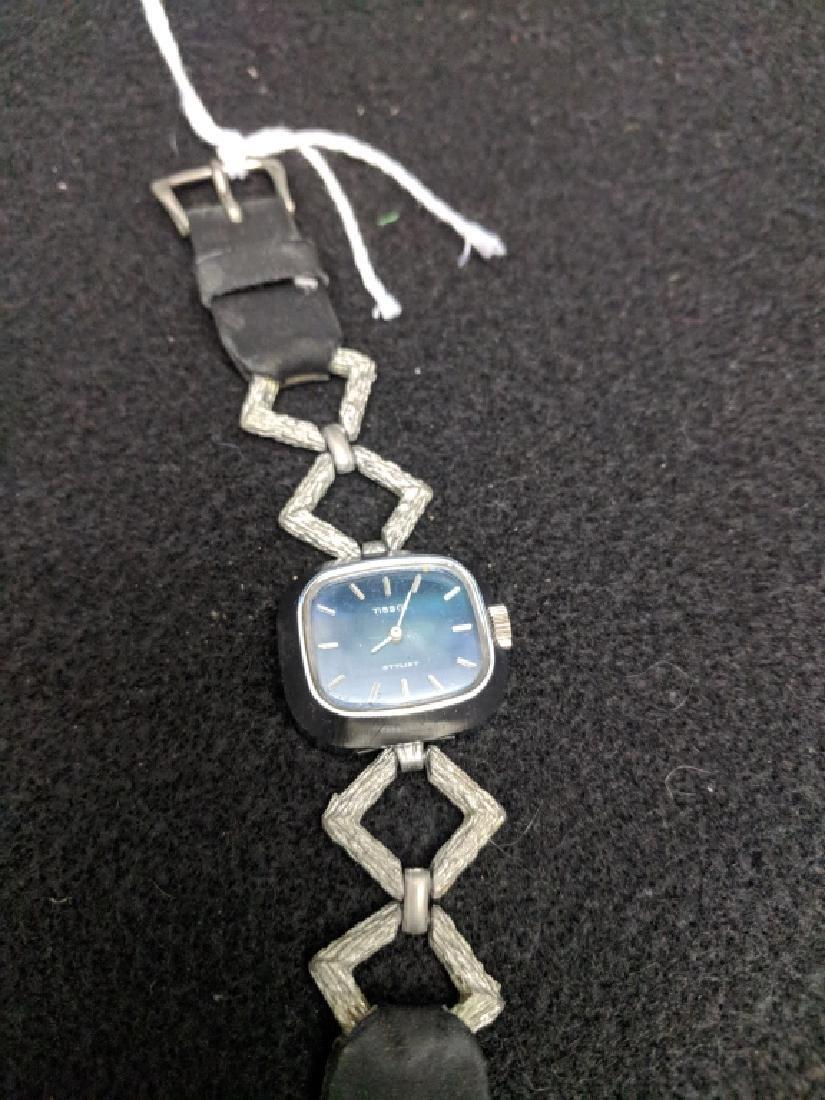 """Vintage Tissot """"Stylist"""" Wrist Watch - 2"""